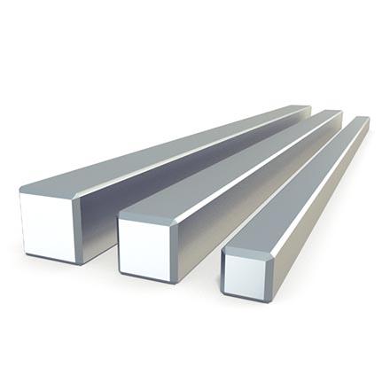 металлический квадрат